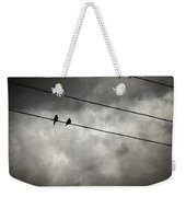 The Trace 11.25 Weekender Tote Bag