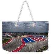 The Track Weekender Tote Bag