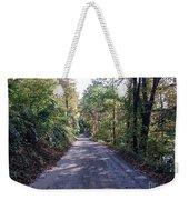 The Traveler's Road Weekender Tote Bag