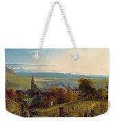 The Travellers Weekender Tote Bag by Christian Ernst Bernhard Morgenstern