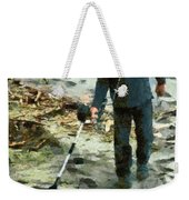 The Treasure Hunter Weekender Tote Bag