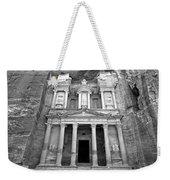 The Treasury At Petra Weekender Tote Bag
