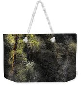 The Tree Across The River Weekender Tote Bag