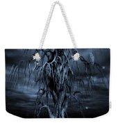 The Tree Of Sawols Cyanotype Weekender Tote Bag