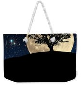 The Tree The Moon The Stars Weekender Tote Bag