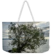The Tree With His Feet In Water Weekender Tote Bag