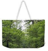The Trees Of Illinois Weekender Tote Bag