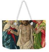 The Trinity And Mystic Pieta Weekender Tote Bag