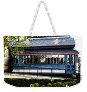 The Trolley Stop - Hotel Fiesole Weekender Tote Bag