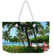 The Tropics Weekender Tote Bag
