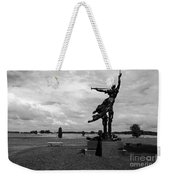 The Trumpet Sounds At Gettysburg Weekender Tote Bag