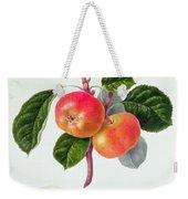 The Trumpington Apple Weekender Tote Bag by William Hooker