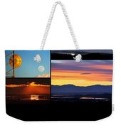The Truth Is Out There Weekender Tote Bag