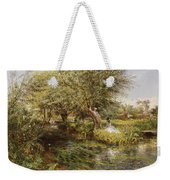 The Trysting Place Weekender Tote Bag