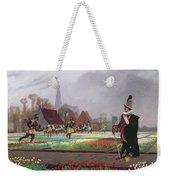 The Tulip Folly Weekender Tote Bag
