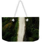 The Tunnel Behind Tunnels Falls Weekender Tote Bag