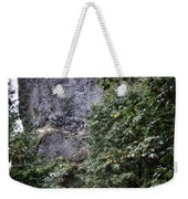 The Tunnel Below The Rock Weekender Tote Bag