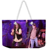 The Turtles - Mark Volman And Howard Kaylan Weekender Tote Bag
