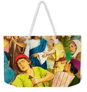 The Two Brothers Weekender Tote Bag