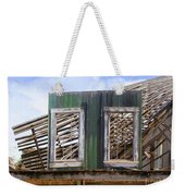 The Two Left Standing Weekender Tote Bag