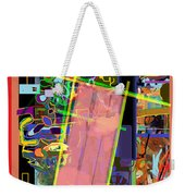 The Tzaddik Lives On Emunah 11 Weekender Tote Bag