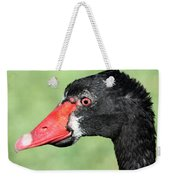 The Ugly Duckling Weekender Tote Bag by Shane Bechler