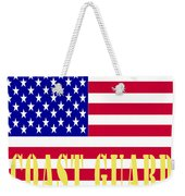 The United States Coast Guard Weekender Tote Bag