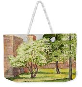 The University Of The South Campus Weekender Tote Bag