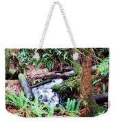 The Unknown Creek Weekender Tote Bag