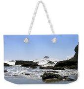 The Untamed Sea Weekender Tote Bag
