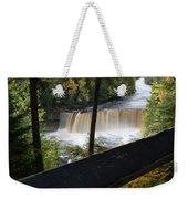 The Upper Falls Weekender Tote Bag