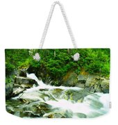 The Upper Paradise River Weekender Tote Bag
