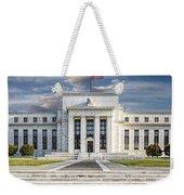 The Us Federal Reserve Board Building Weekender Tote Bag