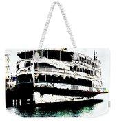 The Uss Columbia 8.5.14 Weekender Tote Bag