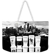 The Usual Seattle Suspects Weekender Tote Bag
