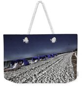 The Vacationers 1 Weekender Tote Bag by Madeline Ellis