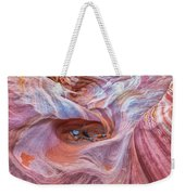 The Valley Eye Weekender Tote Bag by Darren  White