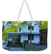 The Valley Green Inn On Forbidden Drive Weekender Tote Bag