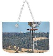 The Valley Windmill Weekender Tote Bag