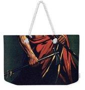The Vanishing American Weekender Tote Bag