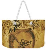 The Vase Weekender Tote Bag