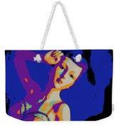The Velvet Dancer Weekender Tote Bag