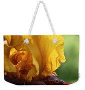 The Velvet Iris Weekender Tote Bag