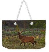 The Velveteen Elk Weekender Tote Bag