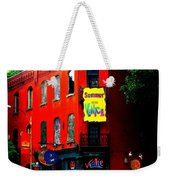 The Venice Cafe' Edited Weekender Tote Bag