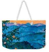 The Very Blue Ridge Weekender Tote Bag