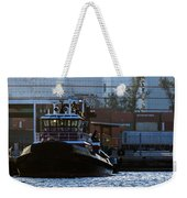 The Vicki M. Mcallister Weekender Tote Bag