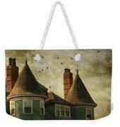 The Victorian Weekender Tote Bag