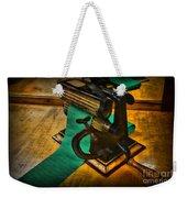 The Victorian Seamstress Weekender Tote Bag