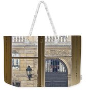 The View From Across The Way Weekender Tote Bag